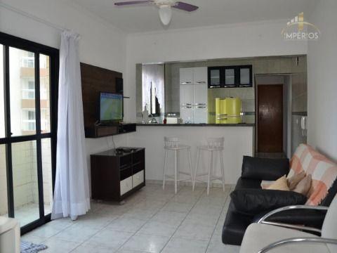Excelente apartamento na Tupi à 250m da Praia.