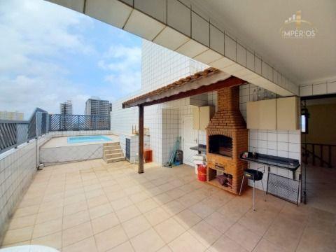 Aluga-se cobertura c/ 7 dormitórios e 500m²