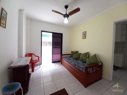 Excelente apartamento garden c/ 01 dorm na Ocian à 300 metros da Praia.