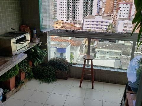 Excelente apartamento com 02 dormitórios no Canto do Forte
