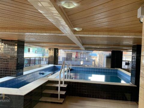 Excelente apartamento com 02 dormitórios no Boqueirão