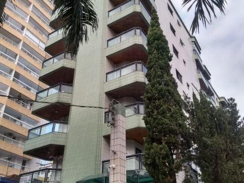 Excelente apartamento c/ 2 dorm  à 300m da praia na Guilhermina.