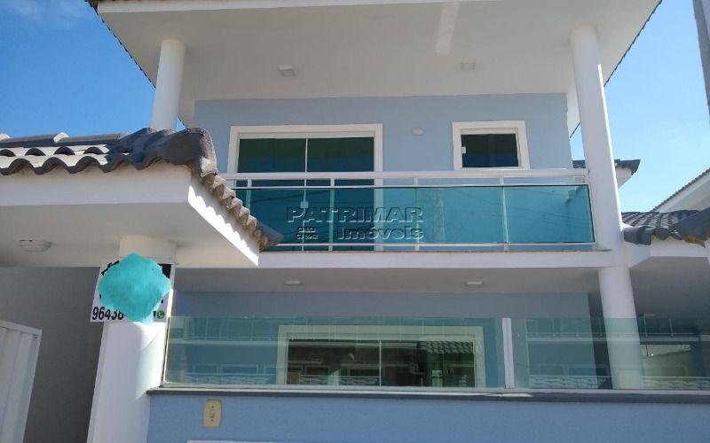 Excelente casa Duplex em Itaipuaçu três quartos