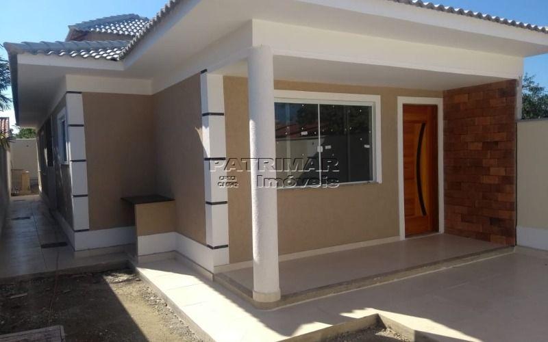 casa em Itaipuaçu no Jardim Atlantico Leste 3 quartos