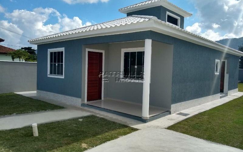 Excelente casa três quartos em Itaipuaçu no Jardim Atântico Central