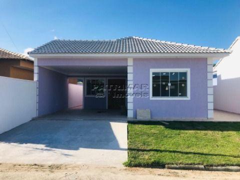 Linda casa em condominio em itaipuaçu