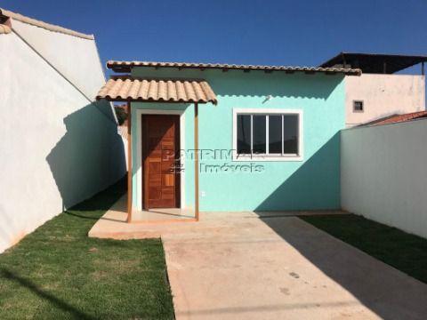 Casa em Itaipuaçu com 2 quartos no Jardim Atlântico