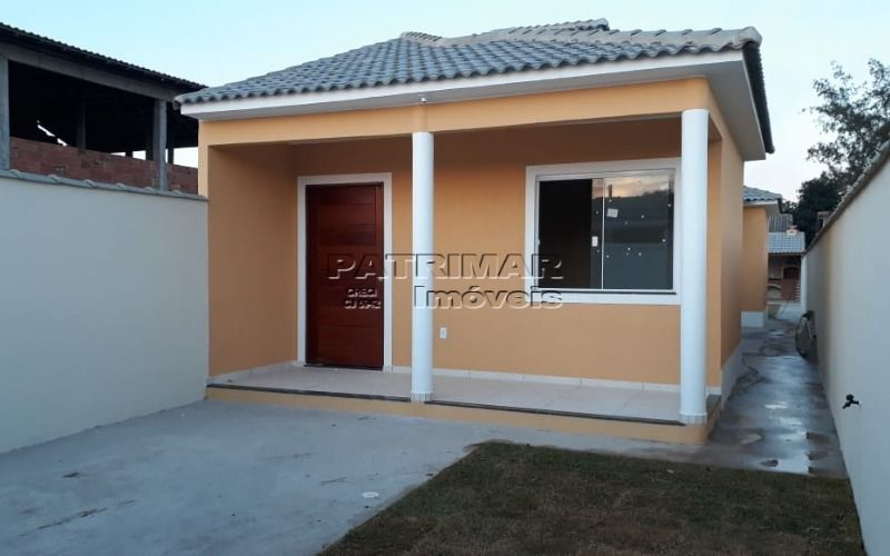 Excelente casa em Itaipuaçu com duas suítes