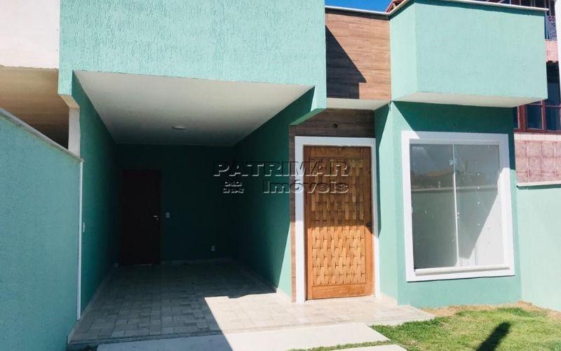 Excelente casa com 3 dormitórios em Itaipuaçú