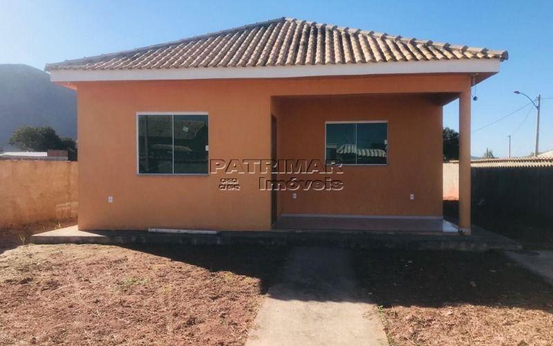 Casa à venda em Itaiuaçu 3 qtos