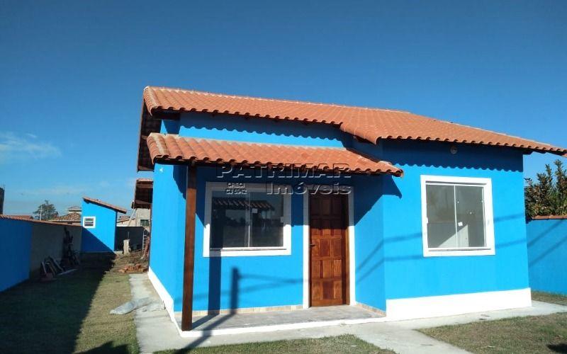 Linda casa em Itaipuaçu 2qtos
