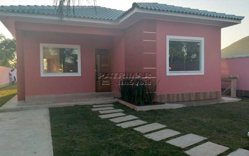 Linda casa em Itaipuaçu no 3 qtos