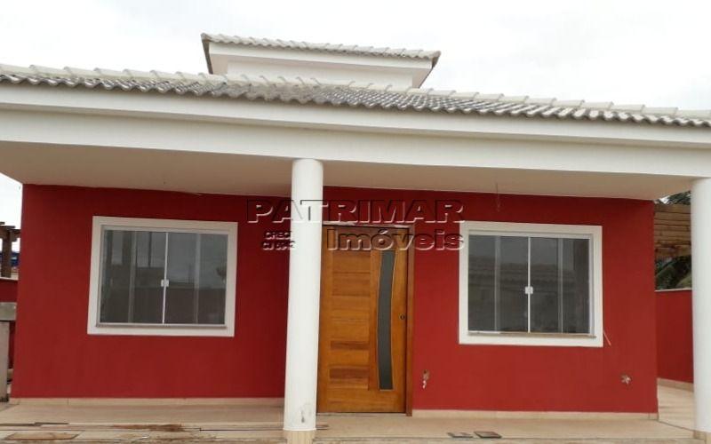 Casa à venda  em Itaipuaçú no Jardim Atlântico 3 qtos