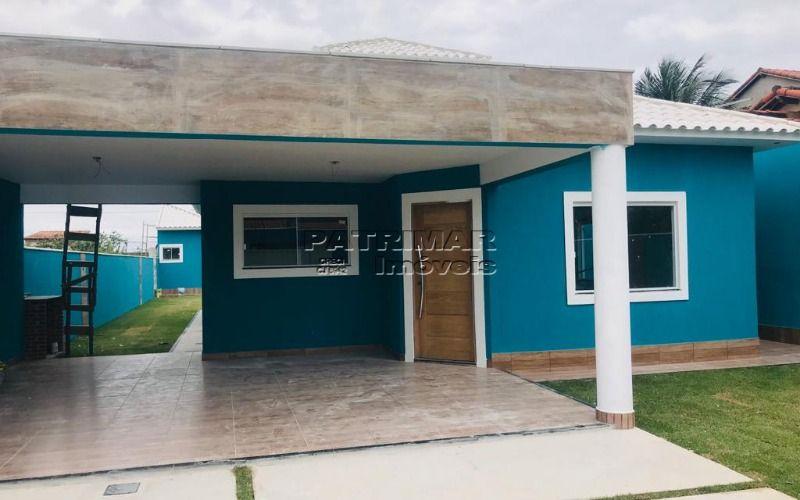 Casa linear em Itaipuaçu  no Jardim Atlântico Central