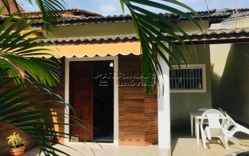 Ótima casa no Recanto de Itaipuaçu 2 qtos/piscina