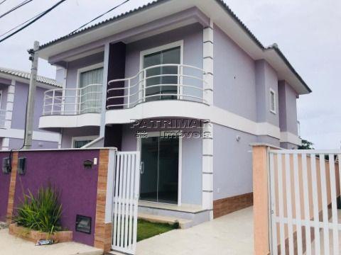 Linda casa Duplex 2 quartos, a uma quadra da praia de Itaipuaçu!
