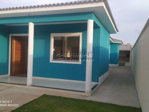 Linda casa 2 quartos com fino acabamento em Itaipuaçu.