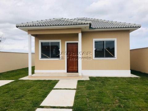 LInda casa 2 quartos e terreno inteiro em Itaipuaçu Compre esse Imóvel e ganhe um ar condiocionado de 9000btus