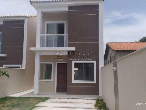 Casa Duplex em Itaipuaçu,  2 suites R$ 349 mil