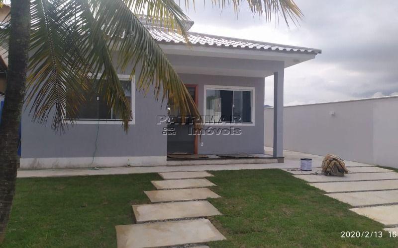 Casa em Itaipuaçu,3 qtos sendo 1 suite, R$ 420 MIL