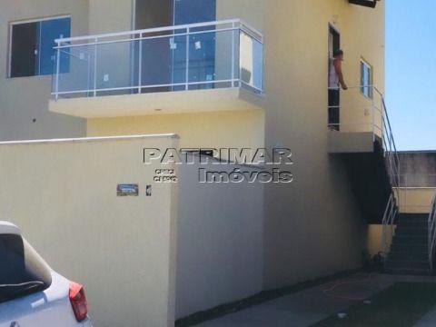 Itaipuaçu, Apartamentos tipo casa, 2 quartos, churrasqueira
