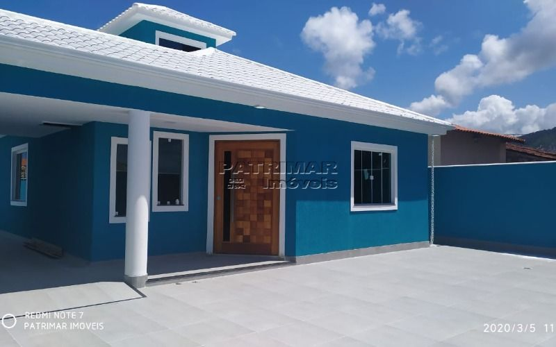 Casa em Itaipuaçu com fino acabamento 3 quartos