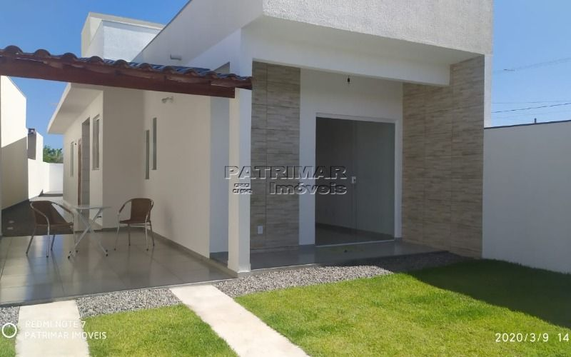 Casa em Itaipuaçu, Jardim Atlântico leste 2 qtos