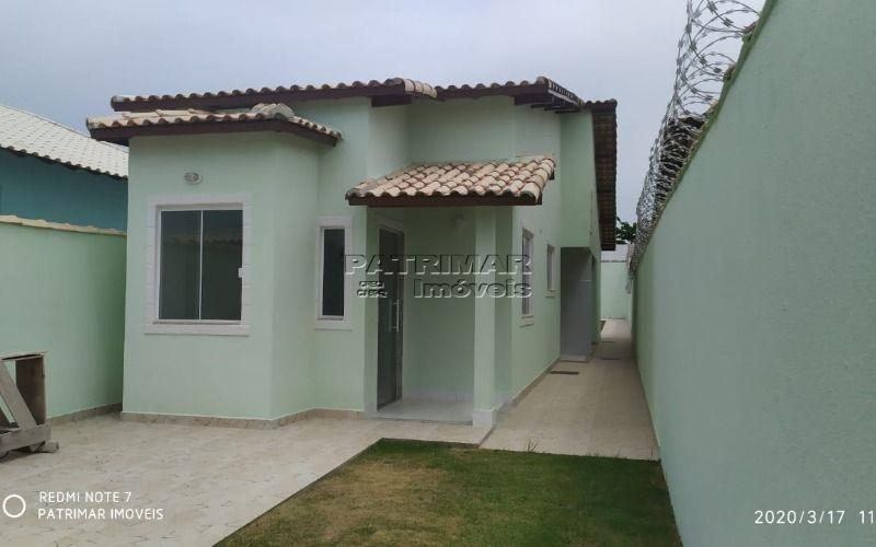 Ótima casa em ITAIPUAÇU 2 qtos R$ 250 mil