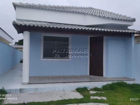 Ótima casa em Itaipuaçu 2 qtos R$ 270mil