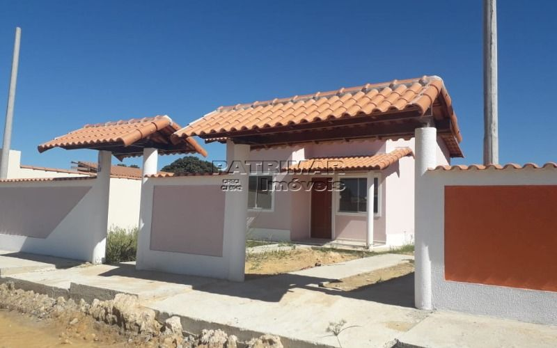 Ótima casa em Itaipuaçu  composta por dois quartos sendo um suíte