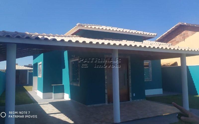 Ótima casa em Itaipuaçu com no Jardim Atlântico Central 3 qtos