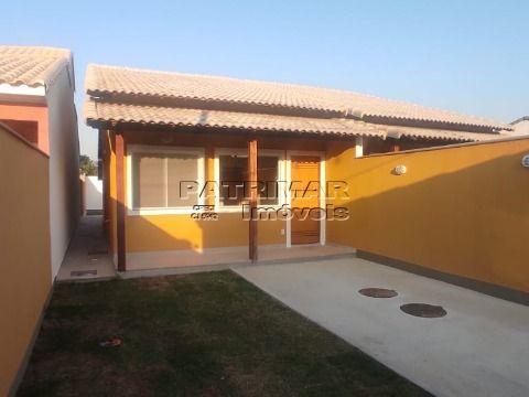 Casa à venda 2 quartos, 93,40  m² por R$ 435 MIL  - Jardim Atlântico Central  (Itaipuaçu) Maricá/RJ.