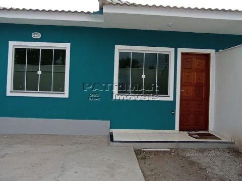 casa à Venda, dois quartos, R$ 240.000,00 Jardim Atlântico Oeste (Itaipuaçu) - Maricá/RJ.