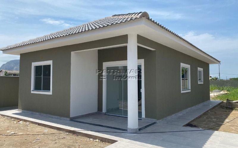 Casa à venda, 88 m² por R$ 449.000,00 - Jardim Atlântico Leste (Itaipuaçu) –Maricá/RJ