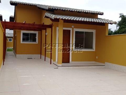 Casa à venda,3 quartos por R$ 480.000,00 - Jardim Atlântico Central (Itaipuaçu) –Maricá/RJ