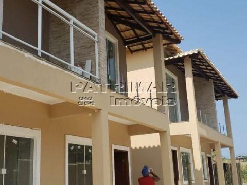 Duplex à venda, 75,5m² a partir de R$ 185.900,00 - São José de Imbassai- Maricá/RJ.