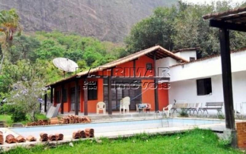 Sítio em Itaipuaçu, 3 quartos, piscina e churrasqueira