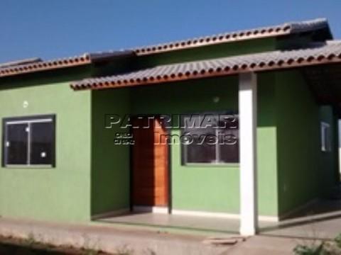 CASA ITAIPUAÇÚ / CÓD: 952 / 2 QTOS / JARDIM ATLÂNTICO / R$ 260.000