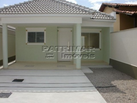 Casa em Itaipuaçu, 3 qtos, Jardim atlântico -
