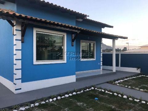 casa em Itaipuaçu no Jardim Atlantico com 3 qtos/ cód: 1963