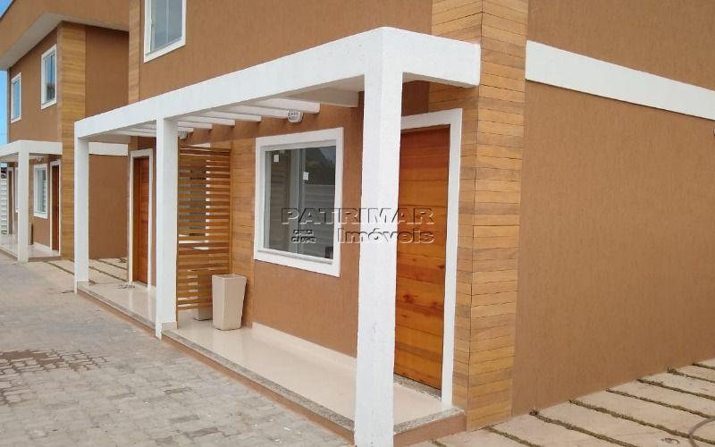Linda Casa Duplex Com 2 Qtos em Itaipuaçu / Cod: 2054 R$205 Mil