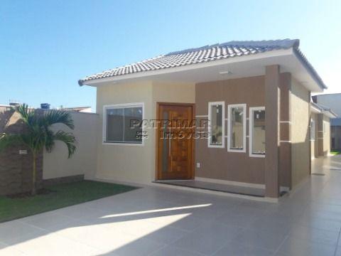 Linda casa em Itaipuaçu com fino Acabamento 3 qtos