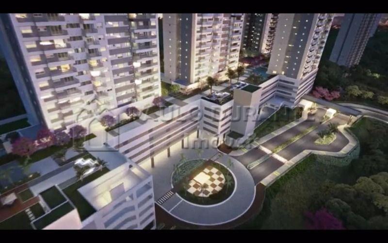 Monumento São Paulo Morumbi - Apartamentos de 69 a 129 metros