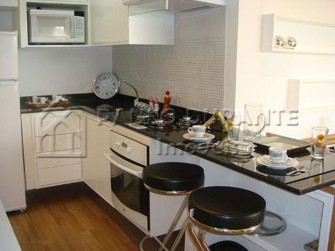 Fatto Morumbi apartamento 47 metros, 2 dormitorios, 1 vaga