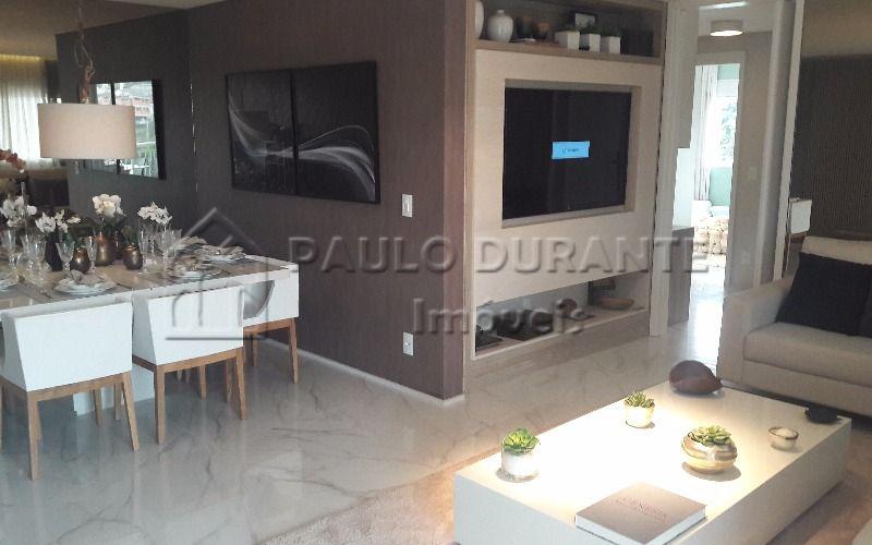 Misti Morumbi - Apartamento com 125 metros 3 dormitorios sendo 1 suite - 2 vagas