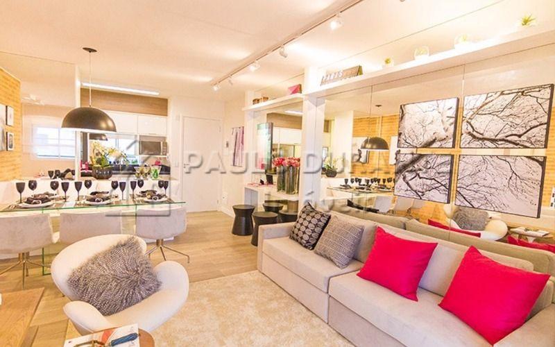Club Life Morumbi Acqua - Apartamento 70 metros 2 dormitorios 1 vaga