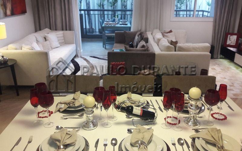 Inspire Morumbi - Apartamento com 91 metros - 3 dormitorios sendo 1 suite - 2 vagas