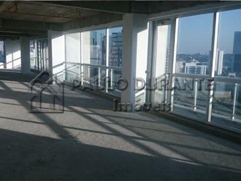 Faria Lima Square Office Pinheiros - Laje comercial com 621 metros e 19 vagas