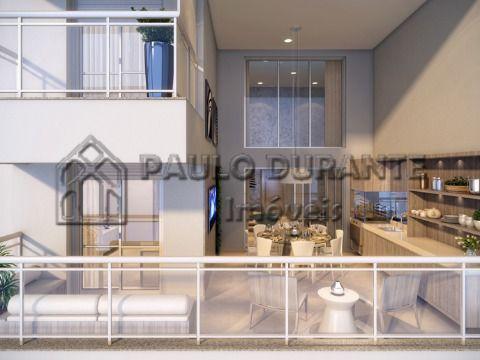 Grand Panamby - Apartamento com pé direito duplo 138 metros 3 suites 2 vagas