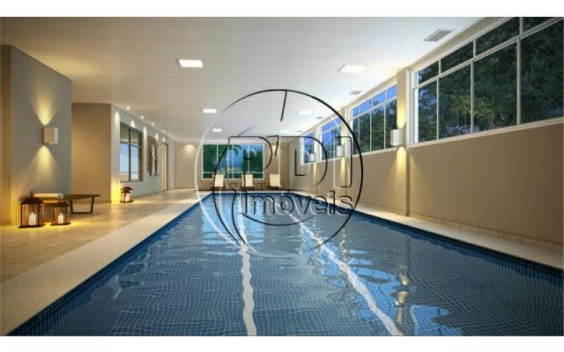 piscina coberta taman 15